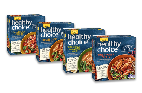 Healthy Choice Protein Plus