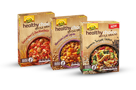 Healthy Choice Whole Grains