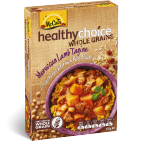 Healthy Choice Wholegrains Moroccan Lamb Tagine with Chickpeas and Brown Rice Pilaf 350g