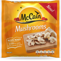 Diced Mushrooms 350g