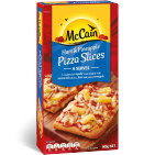 Ham & Pineapple Pizza Slices 600g