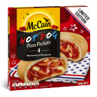 Hot Dog Pizza  pocket 400g