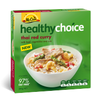 Healthy Choice Thai Red Curry 280g