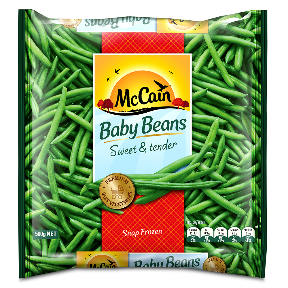 how to grow baby beans