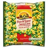 Peas & Super Juicy Corn 500g