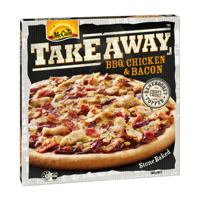 Takeaway BBQ Chicken & Bacon