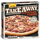 Takeaway Angus Steak & Bacon 530g