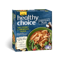 Healthy Choice Protein Plus Thai Coconut & Lemongrass Chicken