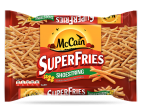 SuperFries Shoestring Chips 1kg