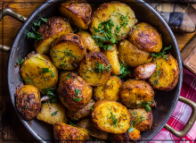 Lemon Roast Potatoes
