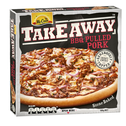 Takeaway Pulled Pork