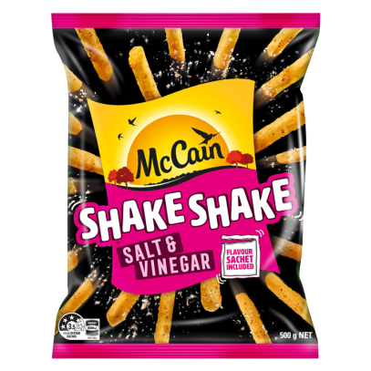 Shake Shake Salt & Vinegar