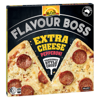 Flavour Boss - Extra Cheese Pepperoni 490g
