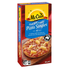 Ham & Pineapple Pizza  singles 400g