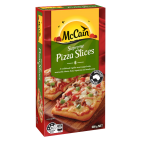 Supreme Pizza Slices 600g