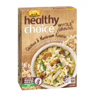 Healthy Choice Whole Grains Chicken & Mushroom Risotto 350g