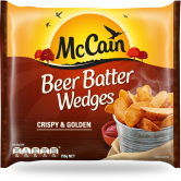 Beer Batter Wedges 750g