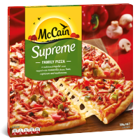 Supreme Family Pizza 500g