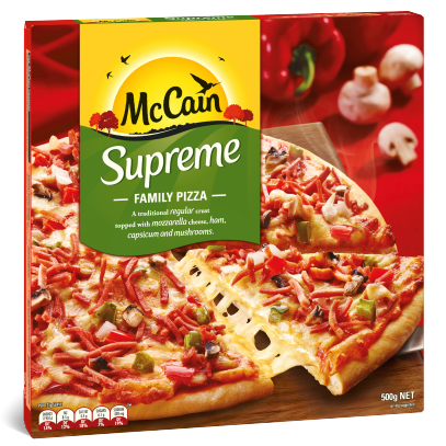 Supreme Family Pizza