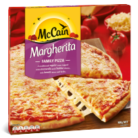 Margherita Family Pizza 500g