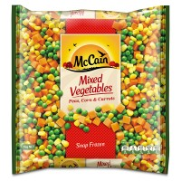 Peas & Super Juicy Corn & Carrots 1kg
