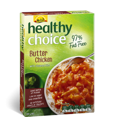 Healthy Choice Butter Chicken