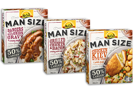 Man Size Meals