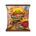 McCain Beer Batter Sweet Potato Shoestring Fries