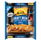 Craft Beer Batter IPA Wedges John Boston