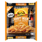 Craft Beer Batter Chips John Boston Golden Ale