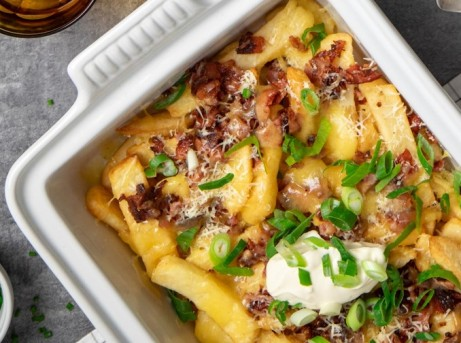 Sour Cream, Ranch, Bacon & Cheese Loaded Chips